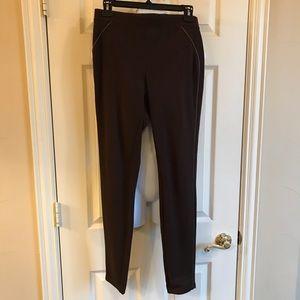 Hue brown leggings New WO tags